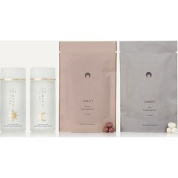 Lumity - Morning And Night Supplements, Three Month Kit - Colorless