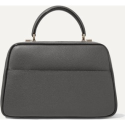 Valextra - Serie S Medium Textured-leather Tote - Gray found on MODAPINS from NET-A-PORTER UK for USD $3182.09