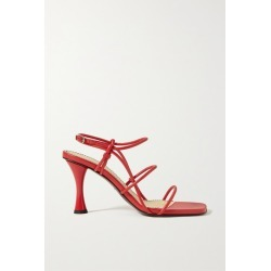 Proenza Schouler - Leather Sandals - Red found on MODAPINS from NET-A-PORTER for USD $675.00