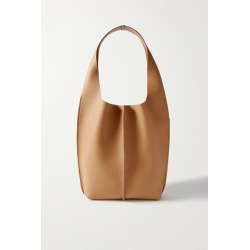 Acne Studios - Textured-leather Tote - Sand found on Bargain Bro UK from NET-A-PORTER UK