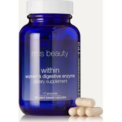 RMS Beauty - Within Women's Digestive Enzyme, 90 Capsules - Colorless