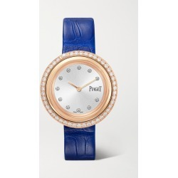 Piaget - Possession 34mm 18-karat Rose Gold, Alligator And Diamond Watch found on MODAPINS from NET-A-PORTER for USD $16100.00