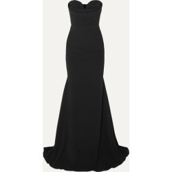 Alex Perry - Ayer Strapless Crepe Gown - Black found on MODAPINS from NET-A-PORTER UK for USD $2070.98