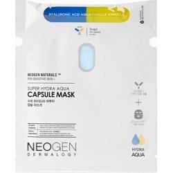 Neogen - Super Hydra Aqua Capsule Mask X 5 - one size