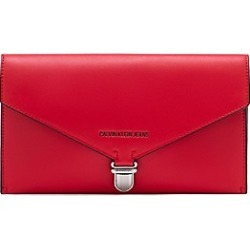 Sculpted V-Flap Clutch found on MODAPINS from Calvin Klein, Inc. for USD $88.00
