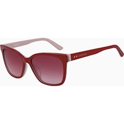 Modified Rectangle Acetate Sunglasses found on MODAPINS from Calvin Klein, Inc. for USD $119.20