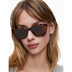 Cat-eye Solid Sunglasses found on MODAPINS from Calvin Klein, Inc. for USD $164.00