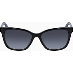 Modified Rectangle Acetate Sunglasses found on MODAPINS from Calvin Klein, Inc. for USD $149.00