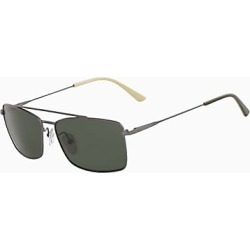 Matte Rectangular Sunglasses found on MODAPINS from Calvin Klein, Inc. for USD $143.20