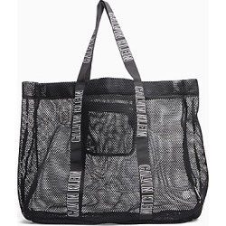 Intense Power Mesh Beach Bag found on MODAPINS from Calvin Klein, Inc. for USD $78.00