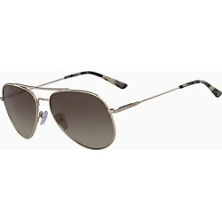 Metal Aviator Sunglasses found on MODAPINS from Calvin Klein, Inc. for USD $127.20