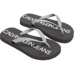 Chinelo Ckjb Boy Est Logo Básica - Preto - 35/36 found on Bargain Bro India from Calvin Klein BR for $24.01