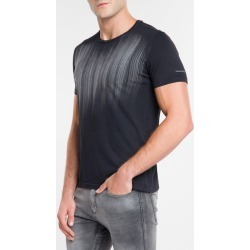 Camiseta Masculina Dirty Chumbo Calvin Klein Jeans - PP found on Bargain Bro from Calvin Klein BR for USD $59.21