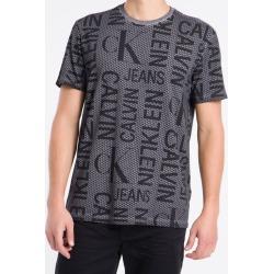 Camiseta MC Regular Full Meia Seco Gc - Chumbo - PP found on Bargain Bro from Calvin Klein BR for USD $75.97