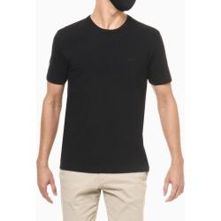 Camiseta Regular Básica Malha Pesada Exc - Preto - PP found on Bargain Bro from Calvin Klein BR for USD $62.94