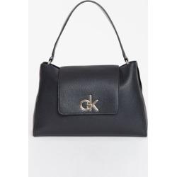 Bolsa Calvin Klein Top Satchel - Preto - U