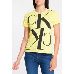 Blusa Feminina Slim Logo Mirror Verde Claro Calvin Klein Jeans - P found on Bargain Bro India from Calvin Klein BR for $62.06