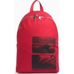 Mochila Ckj Andy Warhol Rodeo - Vermelho - U found on Bargain Bro Philippines from Calvin Klein BR for $193.06