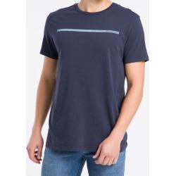 Camiseta Masculina Básica Logo Linha Azul Marinho Calvin Klein Jeans - PP found on Bargain Bro from Calvin Klein BR for USD $48.04