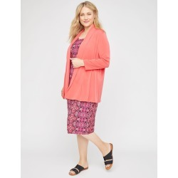 Terrace Ridge Jacket Dress found on Bargain Bro India from Catherines for $99.95