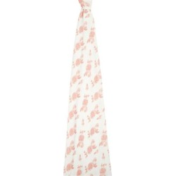 aden + anais rosettes snuggle knit swaddle blanket