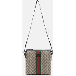 Gucci Web Gg Supreme Messenger size One Size found on MODAPINS from Biffi Boutique Spa for USD $953.00