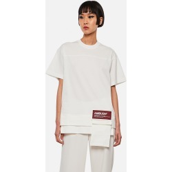 Ambush New Waist Pocket cotton t-shirt size 2 found on MODAPINS from Biffi Boutique Spa for USD $190.00