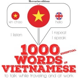 1000 essential words in Vietnamese - Download found on Bargain Bro India from Downpour for $7.08