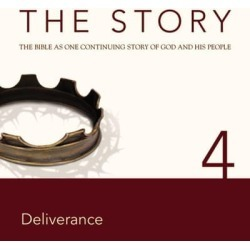 NIV, The Story: Chapter 4 - Deliverance, Audio Download - Download