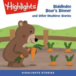 Biddledee Bear's Dinner and Other Mealtime Stories - Download found on Bargain Bro India from Downpour for $3.95