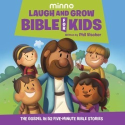 Laugh and Grow Bible for Kids - Download found on Bargain Bro India from Downpour for $19.98