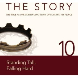 NIV, The Story: Chapter 10 - Standing Tall, Falling Hard, Audio Download - Download