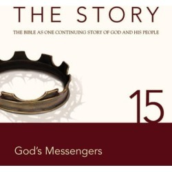 NIV, The Story: Chapter 15 - God's Messengers, Audio Download - Download