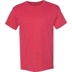 Hanes - Ecosmart� Short Sleeve T-Shirt - 5170 - Heather Red - 3X-Large found on Bargain Bro Philippines from clothing shop online for $7.54