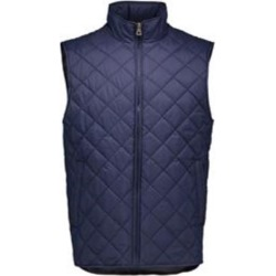 Weatherproof - Vintage Diamond Quilted Vest - 207359 - Navy - Medium found on Bargain Bro Philippines from clothing shop online for $25.44