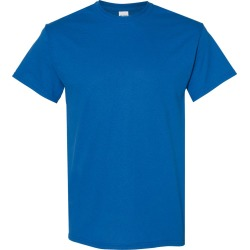 Gildan - Heavy Cotton� T-Shirt - 5000 - Neon Blue - Large found on Bargain Bro Philippines from clothing shop online for $2.54