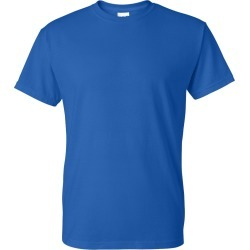 Gildan - DryBlend� T-Shirt - 8000 - Royal - Small found on Bargain Bro Philippines from clothing shop online for $2.64