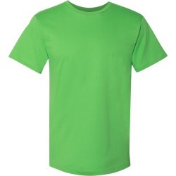 LAT - Fine Jersey Tee - 6901 - Apple - Medium found on Bargain Bro from clothing shop online for USD $4.05