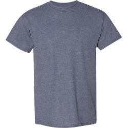 Gildan - DryBlend� T-Shirt - 8000 - Heather Sport Dark Navy - 3X-Large found on Bargain Bro Philippines from clothing shop online for $7.54