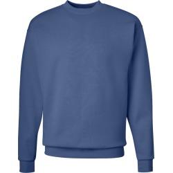 Hanes - Ecosmart� Crewneck Sweatshirt - P160 - Denim - Medium found on Bargain Bro Philippines from clothing shop online for $11.00