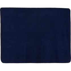 Alpine Fleece - Fleece Throw Blanket - 8700 - Navy - One Size