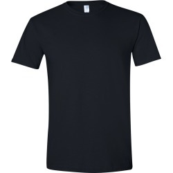 Gildan - Softstyle� T-Shirt - 64000 - Black - XS - X-Small found on Bargain Bro Philippines from clothing shop online for $2.84