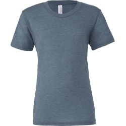BELLA + CANVAS - Unisex Triblend Tee - 3413 - Denim Triblend - 3X-Large found on Bargain Bro Philippines from clothing shop online for $11.14