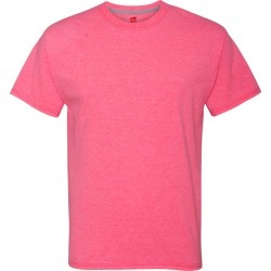 Hanes - X-Temp� Performance Short Sleeve T-Shirt - 4200 - Neon Pink Heather - Large found on Bargain Bro Philippines from clothing shop online for $5.04