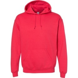 Gildan - Heavy Blend� Hooded Sweatshirt - 18500 - Paprika - Small found on Bargain Bro Philippines from clothing shop online for $12.06