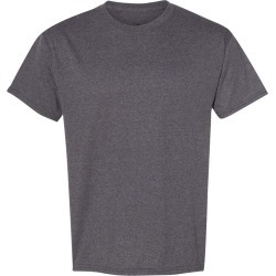 Hanes - Ecosmart� Short Sleeve T-Shirt - 5170 - Charcoal Heather - 5X-Large found on Bargain Bro from clothing shop online for USD $6.16