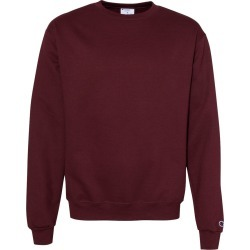 Champion - Double Dry Eco� Crewneck Sweatshirt - S600 - Maroon - X-Large found on Bargain Bro Philippines from clothing shop online for $12.72