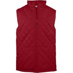 Badger - Women's Quilted Vest - 7666 - Red - Medium found on Bargain Bro Philippines from clothing shop online for $21.70
