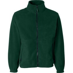 Sierra Pacific - Fleece Full-Zip Jacket - 3061 - Forest - X-Large found on Bargain Bro India from clothing shop online for $16.44