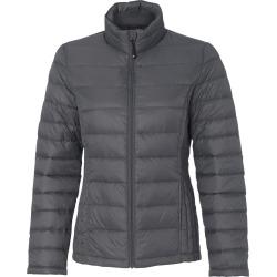 Weatherproof - Women's 32 Degrees Packable Down Jacket - 15600W - Dark Pewter - X-Large